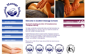 Scottish Massage Schools